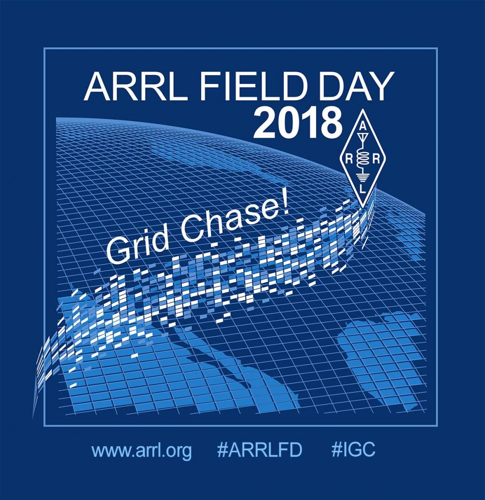 Field Day Grid Chase logo
